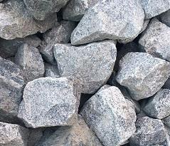 Бутовый камень серый